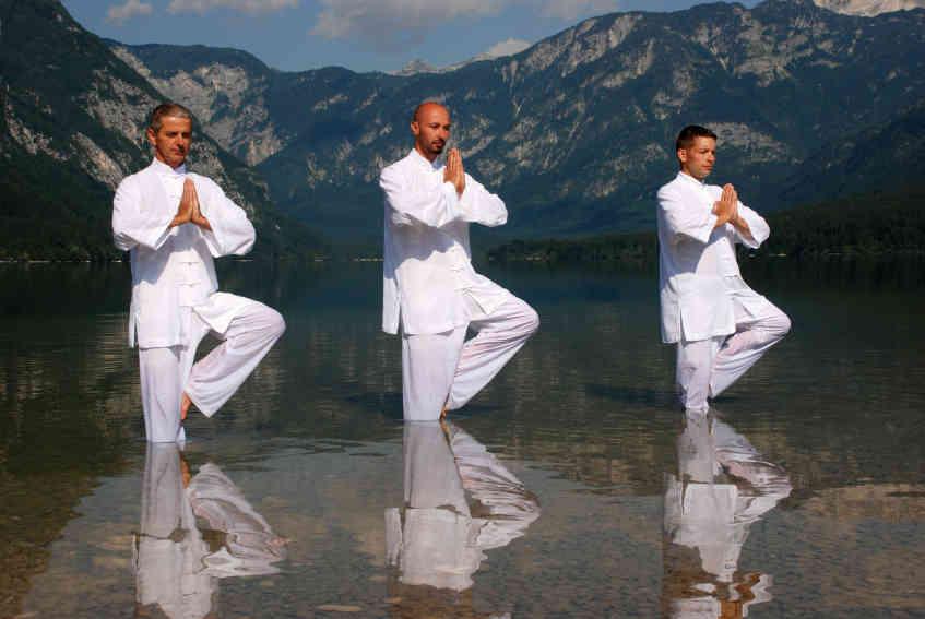 Qi Gong und Tai Chi