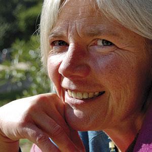 Porträtfoto von Angelika Porath