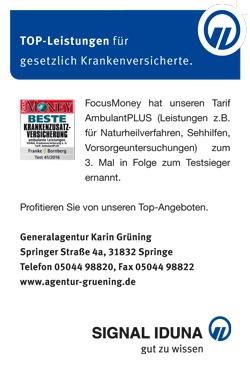 Signal Iduna Generalagentur Karin Grüning