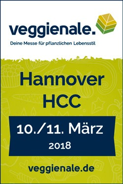 Vegan Messe in Hannover