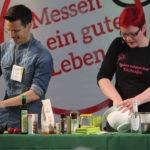 """3. Auflage der FairGoods & Veggienale mit Partnermesse """"Grünes Geld"""" - Fair, ökologisch, vegan: Auf ins grüne Leben!"""