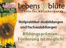 Lebensblüte Schule für Naturheilkunde Hannover