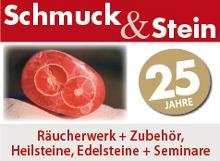 Schmuck und Stein feiert 25 Jahre Jubiläum