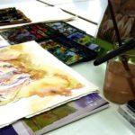 Neue Kurse und Workshops im Lions Malstudio Hannover
